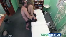 الطبيب المريض منحرف حروق مع الاباحية