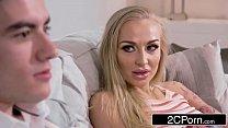 صبي صغير يمارس الجنس مع امرأة ناضجة